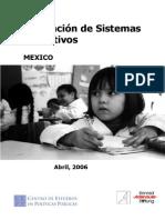 CEPP-Evaluación de Sistemas Educativos Mexico