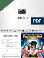 Katalog kino filmova ljeto 2014