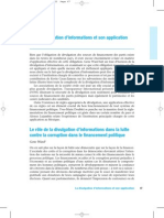 Divulgation Et Application