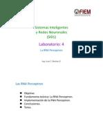 La RNA Perceptron