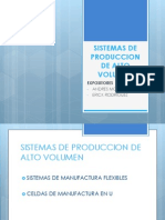 Produccion Altos Volumenes