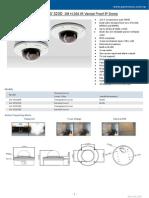 Geovision GV VD320D Specification
