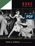 Duke University Press Fall 2014 Catalog