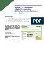 FMGE Registraiton Guide
