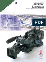 AJ-HPX2000
