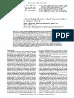 Hydrogen Bonding in Polymers