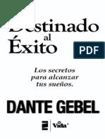 Dante Gebel - Destinado Al Exito