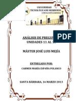 Respuesta a Preguntas - Carmen Ma. España