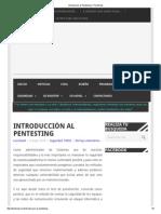 Introducción Al Pentesting _ ITechNode