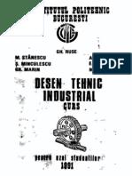 Desen Tehnic Industrial - Curs