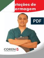 Manual Aotações de Enfermagem