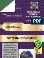 Expo Sistemas Economicos