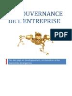 La Gouvernance de l'Entreprise