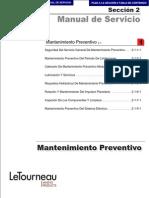 Section_2-1 Preventive Maintenance