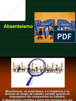 absenteísmo