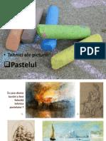 Tehnica pastelului, cl. a IX-a