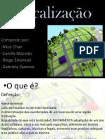 Localização ADM