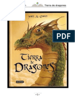 Tierra de Dragones (James Owen)