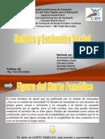 Presentacion Grupo 2 Delitos y Exclusion Social