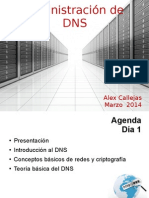 Administración DNS