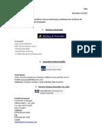 Firmas de Auditoria Avac Lescobarg