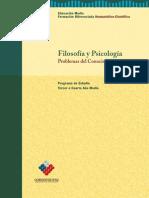 Planes y Programas Filosofía (Diferencial)