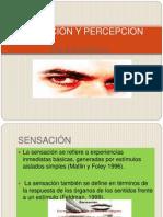 Sensación y Percepcion