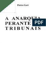 A Anarquia Perante Os Tribunais