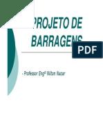 Aula Projeto de Barragens Frp [Modo de Compatibilidade]