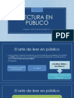 PPT Letura Por Golpe Visual