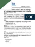 CVPS  -  Recapitalisation de la caisse de pension de la Ville de Sion
