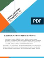 Curso Decisiones Estratégicas - UC