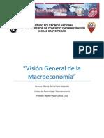 Vision General de La Macroeconomia