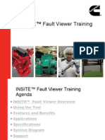 INSITE Fault Viewer Training
