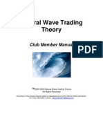 Natural Wave Trading Theory[1]