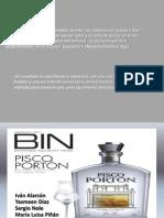Pisco-Marketing Estratégico