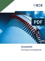 2007 Acrylonitrile Brochure