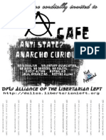 Anarchist Cafe - DFW ALL