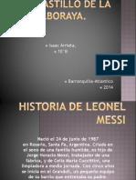 Historia De Leonel Messi.pptx