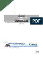 Protocolo de Valoracion Uso Sujecciones