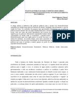 Analise Das Politicas Publicas Vidas Secas