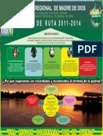 Goremad - Hoja de Ruta 2011 2014