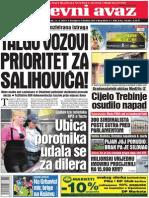 38a4d48668 Dnevni Avaz 11.03.2014