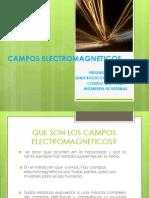 Campos Electromagneticos Interconectividad