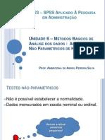 Aplicando Testes Não Paramétricos de Hipóteses