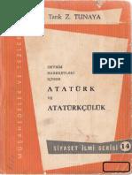 Tarık Zafer Tunaya - Devrim Hareketleri İçinde Atatürk Ve Atatürkçülük