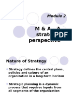 M&A Module 2