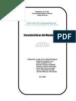 Caracteristicas Del Mundo Actual (2)