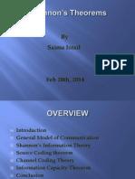 Info Theory