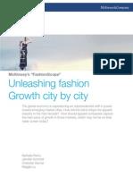 Unleashing Fashion Growth